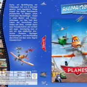 Planes (2013) R2 German Custom Cover
