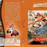 Planes 2 – Immer im Einsatz (2014) R2 German Custom Cover