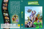 Planet 51 (2009) R2 German Custom Cover
