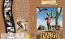 Rango (2011) R2 German Custom Cover