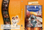 Ratatouille (2007) R2 German Custom Cover
