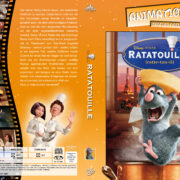 Ratatouille (2007) R2 German Custom Cover