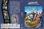 Robots (2005) R2 German Custom Cover