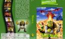 Shrek - Der tollkühne Held (2001) R2 German Custom Cover