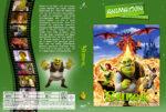 Shrek – Der tollkühne Held (2001) R2 German Custom Cover