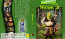 Shrek 2 - Der tollkühne Held kehrt zurück (2004) R2 German Custom Cover