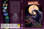 Nightmare Before Christmas (1993) R2 German Custom Cover