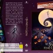 Nightmare Before Christmas (1993) R2 German Custom Cover