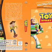 Toy Story (1995) R2 German Custom Cover