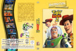 Toy Story 2 (1999) R2 German Custom Cover