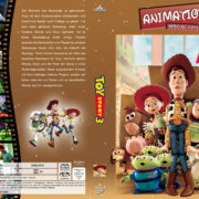 Toy Story 3 (2010) R2 German Custom Cover