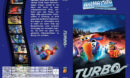 Turbo - Kleine Schnecke, großer Traum (2013) R2 German Custom Cover