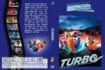 Turbo – Kleine Schnecke, großer Traum (2013) R2 German Custom Cover