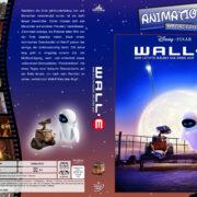 WALL·E – Der Letzte räumt die Erde auf (2008) R2 German Custom Cover