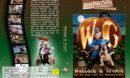 Wallace & Gromit - Auf der Jagd nach dem Riesenkaninchen (2005) R2 German Custom Cover