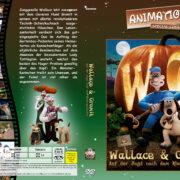 Wallace & Gromit – Auf der Jagd nach dem Riesenkaninchen (2005) R2 German Custom Cover