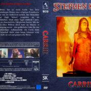 Carrie: Des Satans jüngste Tochter (1976) R2 German Cover