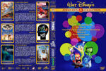 Walt Disney's Classic Animation – Set 19 (2013-2016) R1 Custom Cover
