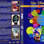Walt Disney's Classic Animation - Set 19 (2013-2016) R1 Custom Cover
