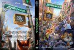 Zootopia (Zootropolis) (2016) R0 CUSTOM Cover & label