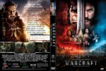 Warcraft (2016) R1 CUSTOM Cover