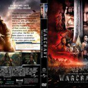 Warcraft (2016) R1 CUSTOM Cover