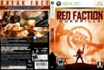 Red Faction Guerrilla (2009) XBOX 360 USA Cover