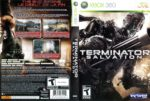Terminator Salvation (2009) XBOX 360 USA Cover