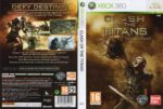 Clash of The Titans (2010) XBOX 360 PAL Cover