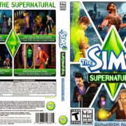The Sims 3 Supernatural (2012) PC Cover