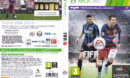 FIFA 16 (2015) XBOX 360 PAL ITALIAN Cover
