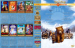 Walt Disney Animation Collection – Volume 3 (1950-2006) R1 Custom Cover
