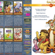 Walt Disney Animation Collection – Volume 13 (1977-2005) R1 Custom Cover