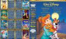 Walt Disney Pictures Presents - Set 3 (1977-1991) R1 Custom Cover