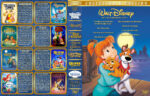 Walt Disney Pictures Presents – Set 3 (1977-1991) R1 Custom Cover