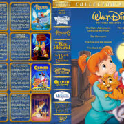 Walt Disney Pictures Presents - Set 3 (1977-1991) R1 Custom Cover