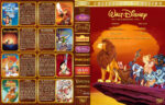 Walt Disney Pictures Presents – Set 4 (1992-2000) R1 Custom Cover