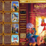 Walt Disney Pictures Presents - Set 5 (2000-2004) R1 Custom Cover