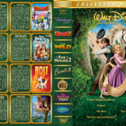 Walt Disney Pictures Presents - Set 6 (2005-2010) R1 Custom Cover