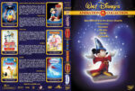 Walt Disney's Classic Animation – Set 1 (1937-1950) R1 Custom Cover
