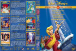 Walt Disney's Classic Animation – Set 2 (1951-1963) R1 Custom Cover
