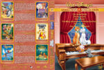 Walt Disney's Classic Animation – Set 3 (1967-1981) R1 Custom Cover