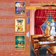 Walt Disney's Classic Animation – Set 3 (1967-1981) R1 Custom Cover
