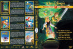 Walt Disney's Classic Animation – Set 4 (1985-1990) R1 Custom Cover