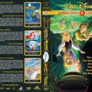 Walt Disney's Classic Animation – Set 4 (1985-1990) R1 Custom Cover