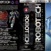 Robotech: The Compete Series (1985-2013) R1 Cover