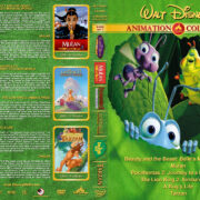 Walt Disney's Classic Animation - Set 7 (1998-1999) R1 Custom Cover