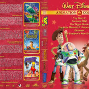 Walt Disney's Classic Animation - Set 8 (1999-2000) R1 Custom Cover