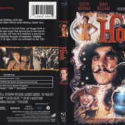 Hook (1991) R1 Blu-Ray Cover & label
