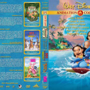 Walt Disney's Classic Animation - Set 10 (2002-2003) R1 Custom Cover